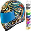 Icon Airform Pharaoh Motorcycle Helmet & Visor Thumbnail 2