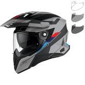Airoh Commander Skill Dual Sport Helmet & Visor