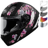 Airoh Valor Mad Motorcycle Helmet & Visor