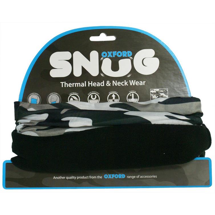 Oxford Snug Camo Thermal Head & Neck Wear