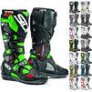 Sidi Crossfire 2 SRS Motocross Boots Thumbnail 2