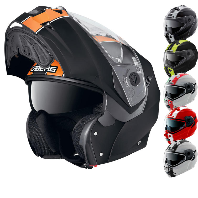 Caberg Duke Legend Flip Front Motorcycle Helmet