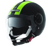 Caberg Riviera V2+ Legend Hi-Vision Motorcycle Helmet