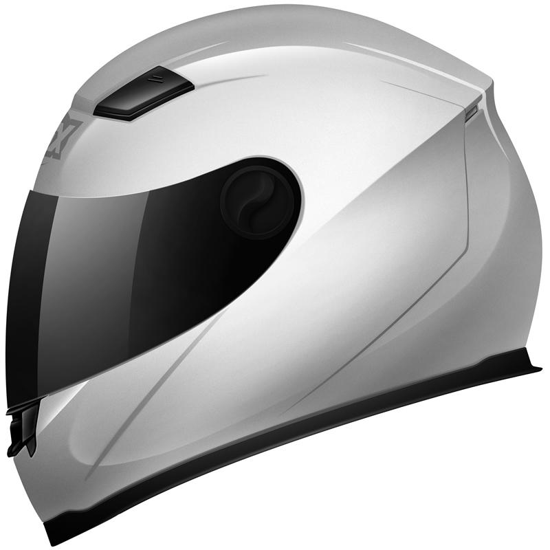 Shox Sniper Full Face Motorbike Motorcycle Bike Scooter Helmet