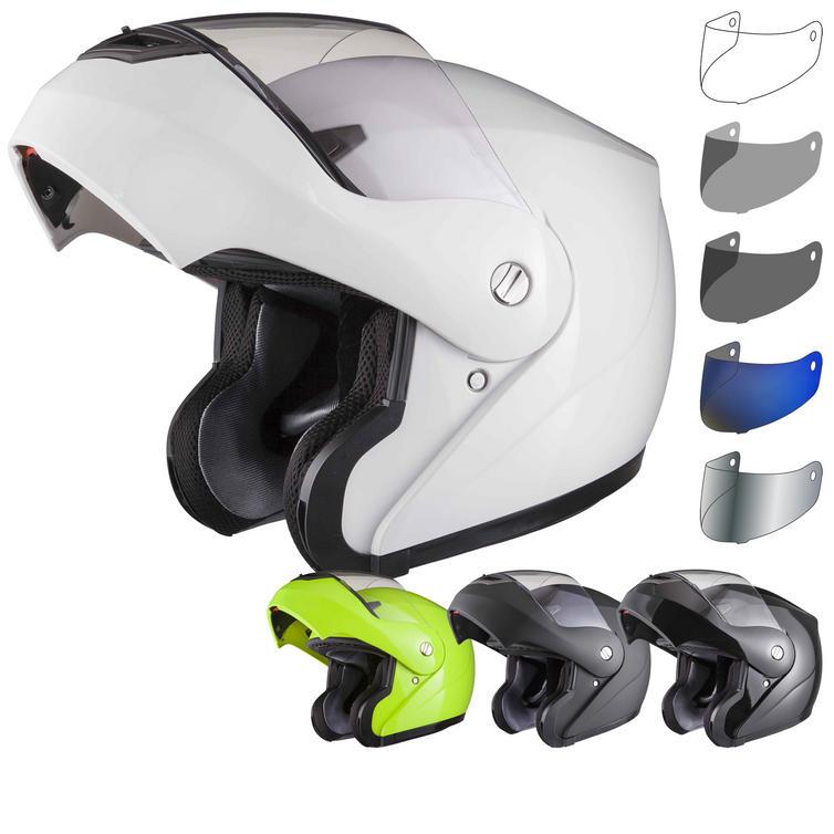 Shox Bullet Helmet With 30% Off Additional Visor