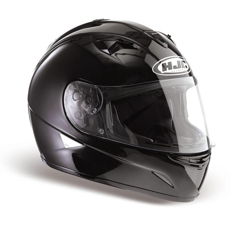 HJC TR-1 Plain Motorcycle Helmet