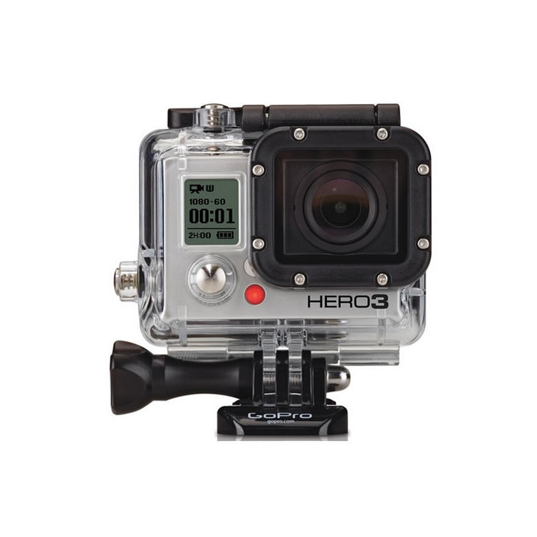 gopro hd hero 3 action camera black edition clearance. Black Bedroom Furniture Sets. Home Design Ideas