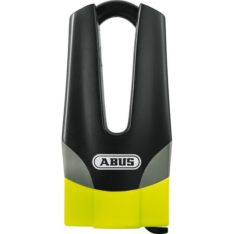 Abus Granit Quick 37/60 Maxi Disc Lock Yellow