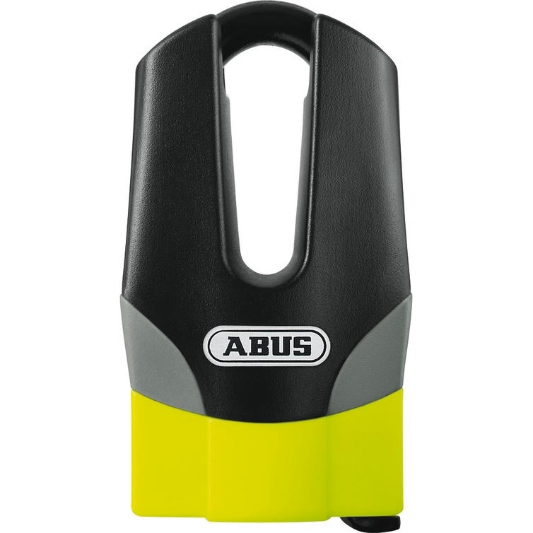 Abus Granit Quick 37/60 Mini Disc Lock Yellow