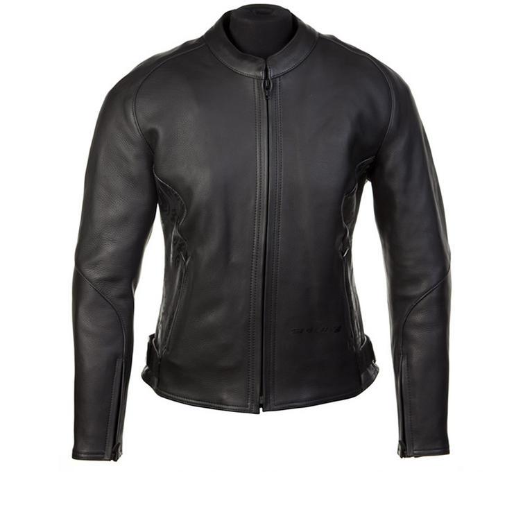 Spada Ninety5 Scroll Ladies Leather Motorcycle Jacket