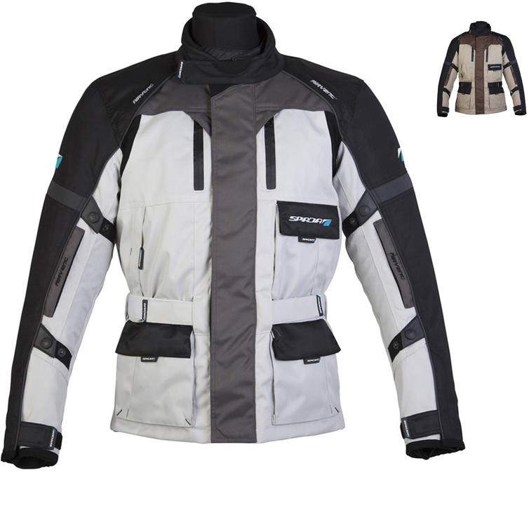 Spada Explorer Motorcycle Jacket