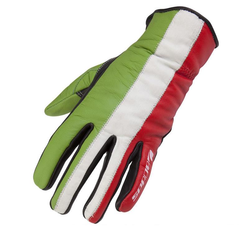 Spada Fifty2 Italia Ladies Leather Motorcycle Gloves