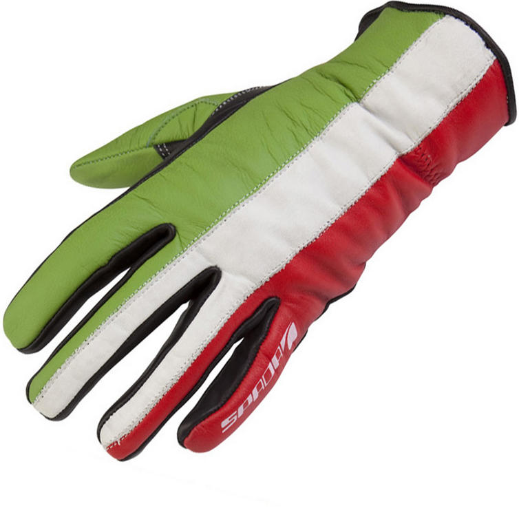 Spada Fifty2 Italia Ladies Leather Motorcycle Gloves