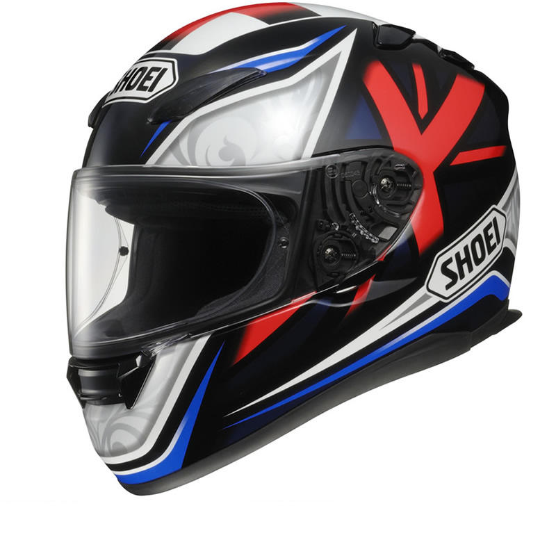 shoei xr 1100 2013 bradley smith motorcycle helmet full. Black Bedroom Furniture Sets. Home Design Ideas