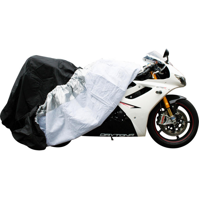 Gear gremlin deluxe motorcycle rain cover clearance for Motor cycle rain gear
