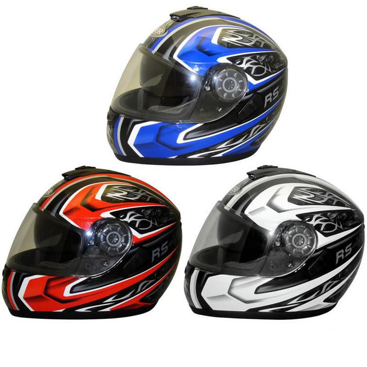 e195c19a Viper RS-V5 Vigor Motorcycle Helmet - Full Face Helmets - Ghostbikes.com