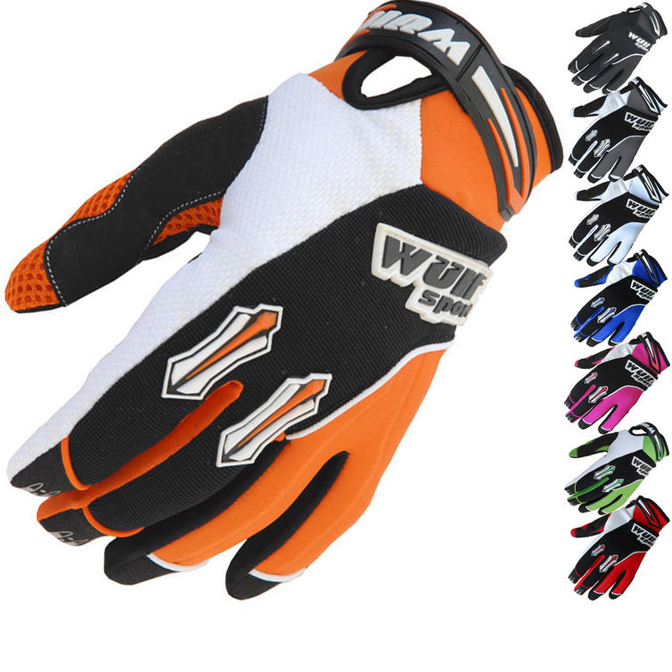 Wulf Stratos Motocross Gloves