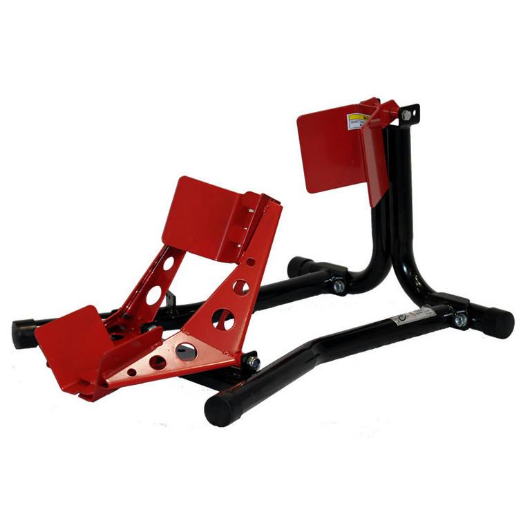 Black Pro Range Heavy Duty Wheel Chock (B5076)