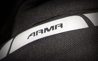 ARMR Moto VISION TECH Reflective Panels