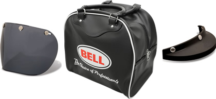 Bell Custom 500 Deluxe Helmet Accessories