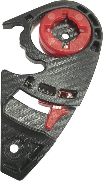 Correct Visor Base Plate for This Pinlock