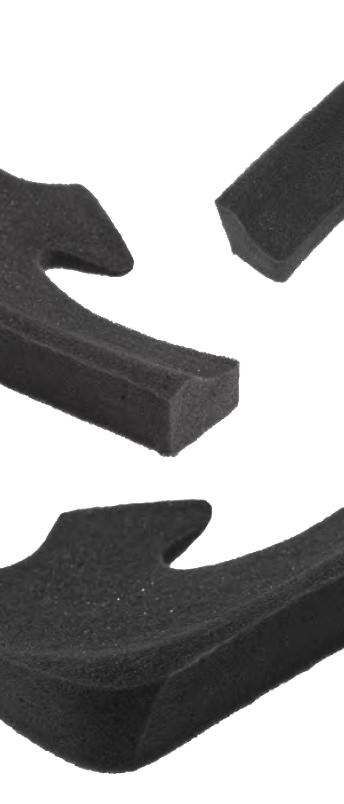LS2 FF327 Challenger Laser-Cut Foam