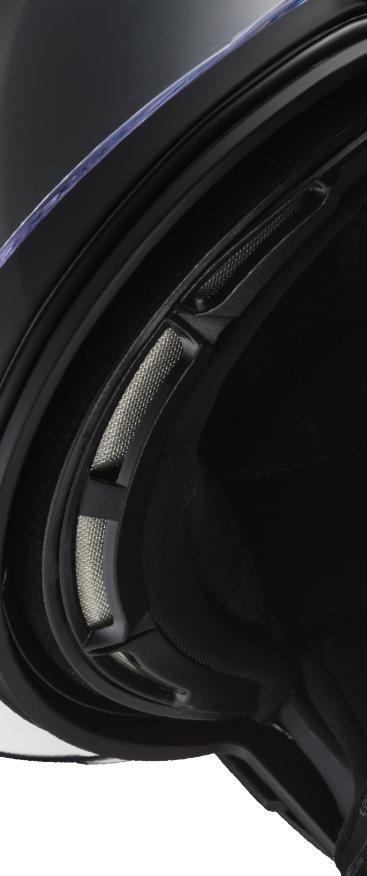 LS2 FF399 Valiant Liner Hyper Vent