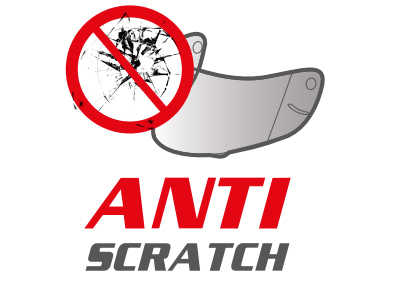 MT Anti-Scratch Visor
