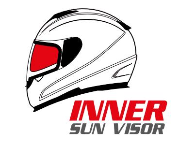 MT Internal Drop-Down Sun Visor
