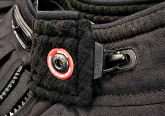 Rev It Cayenne Pro Jacket Collar Hook