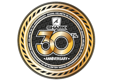 Shark Helmets 30th Anniversary