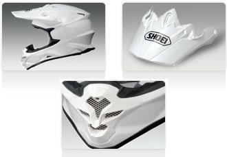 Shoei VFX-W Helmet Aerodynamics