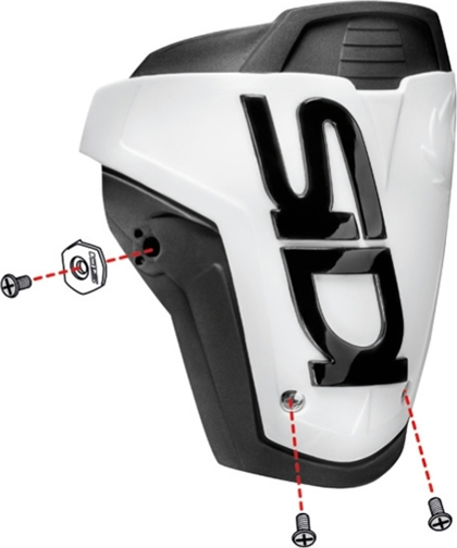 Sidi Replaceable Shin Plate