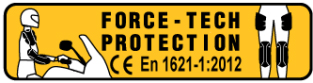 Spidi Force Tech CE Certified Protectors
