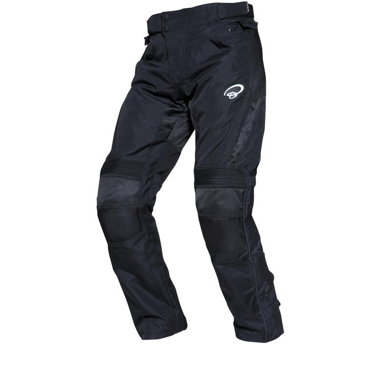 Black Atom Motorcycle Trousers