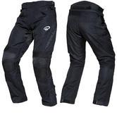 Black Atom Motorcycle Trousers