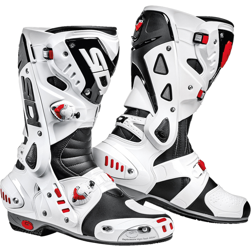 Sidi-Vortice-Motorcycle-Boots-Breathable-Vented-Race-Sport-Biker-Boot-All-Sizes