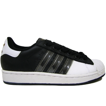 black adidas trainers size 2