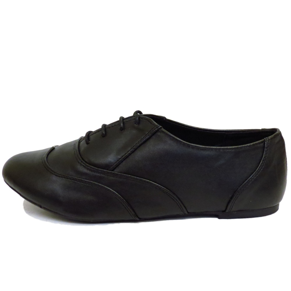 Wide Oxford Shoes Womens