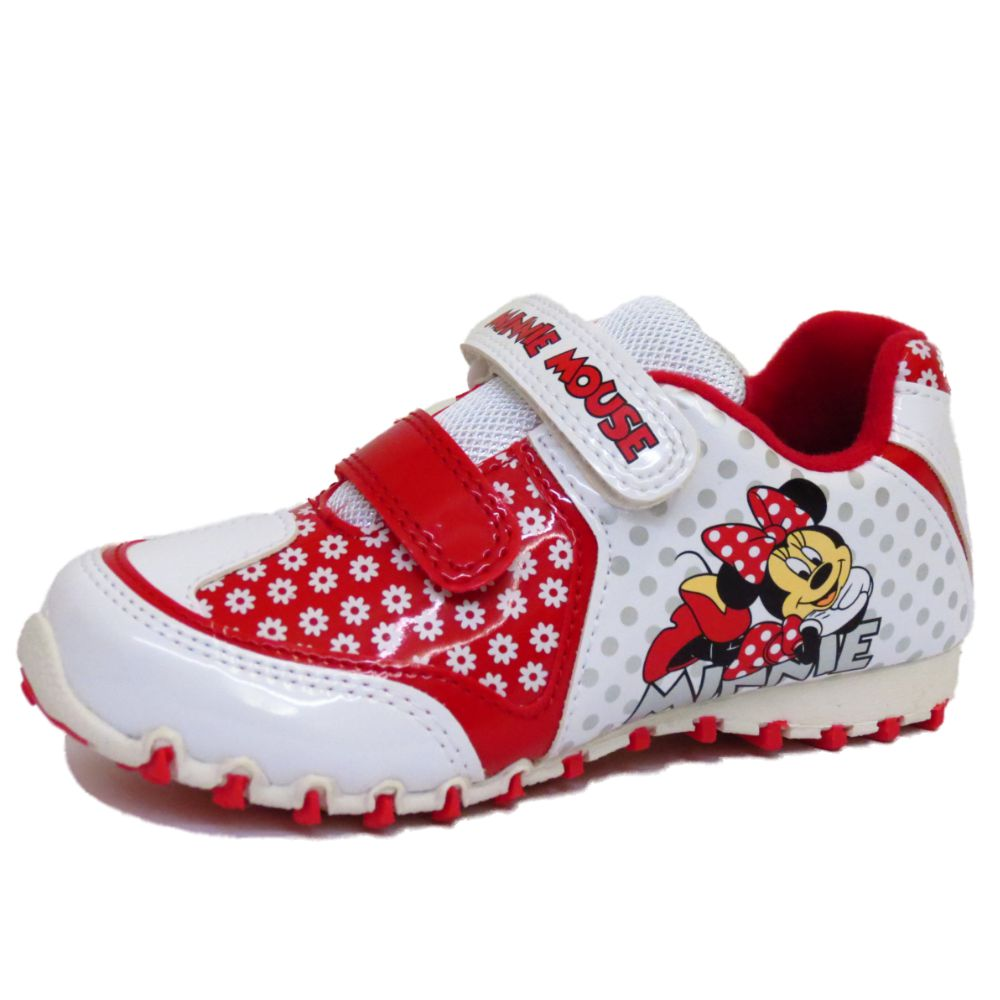 Ladies Yellow Minnie Mouse Shoes