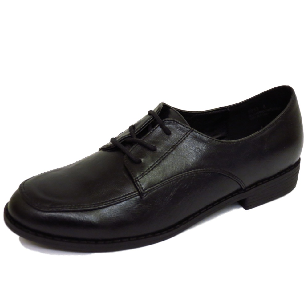 Lace Up Flat Oxford Shoes