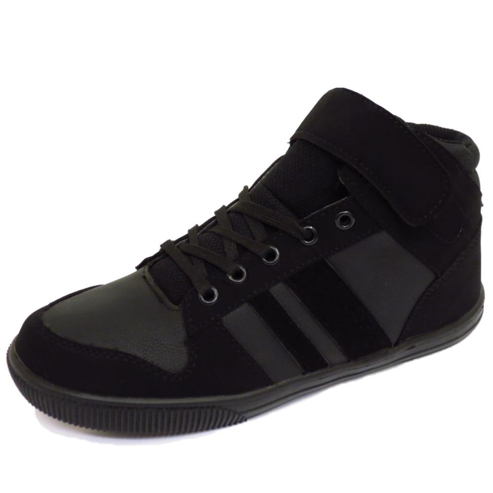 boys school shoes size 5 velcro