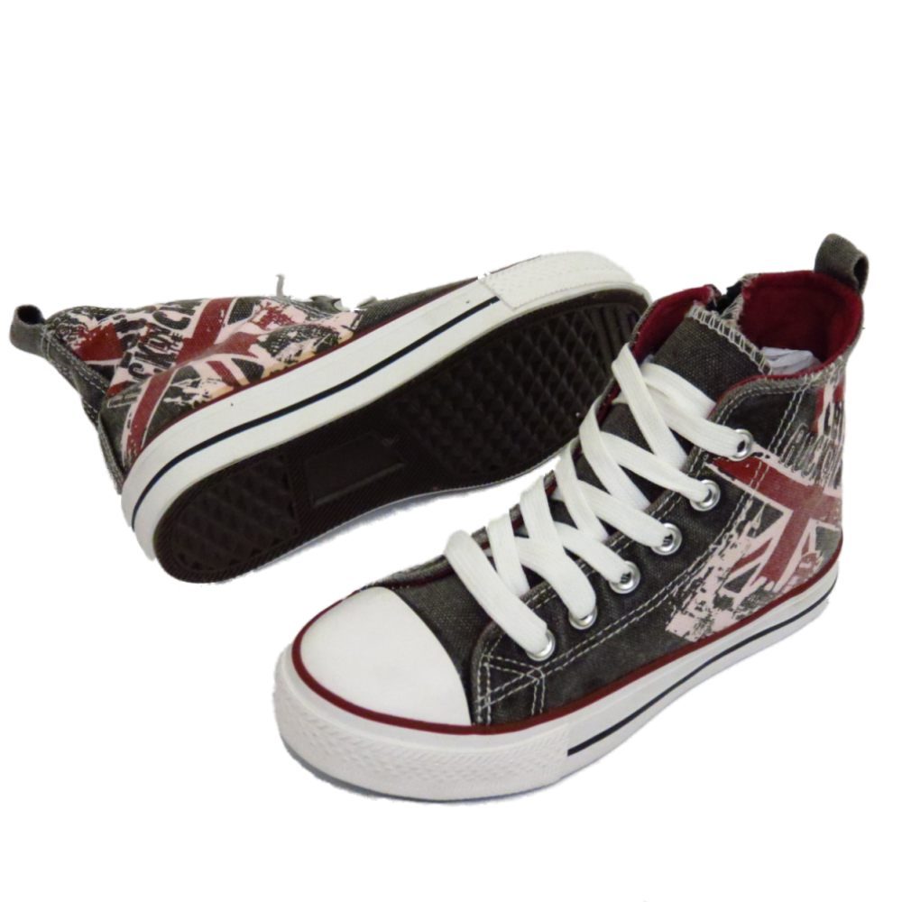 Baseball Shoes Black And Red