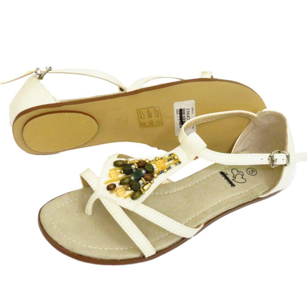 White Gladiator Shoes Ebay