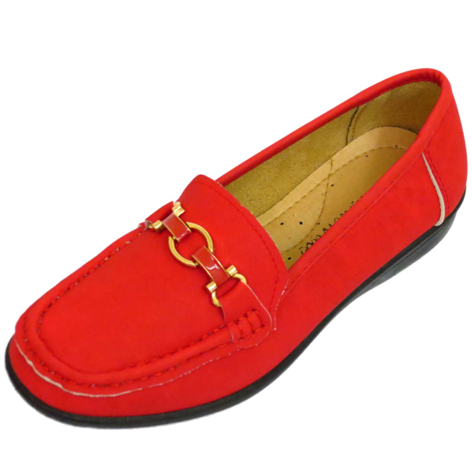 Red Shoes Uk Low Heel Size