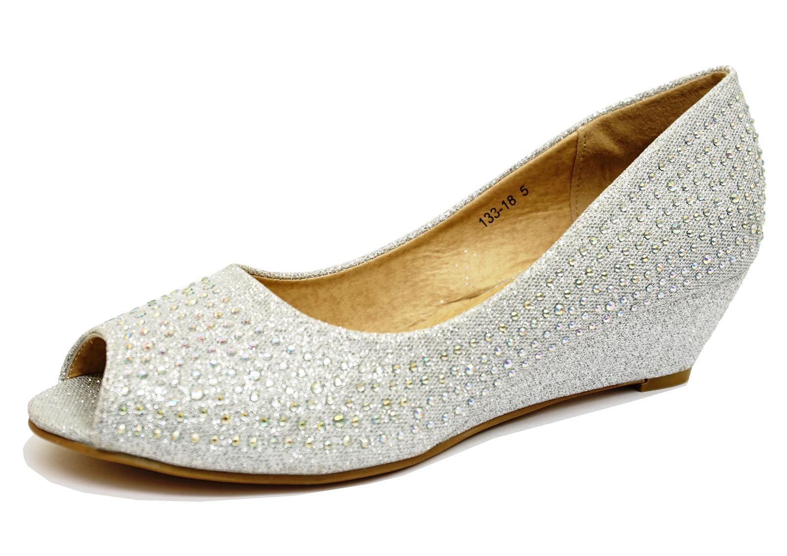 Open Toe Bridal Shoes Uk