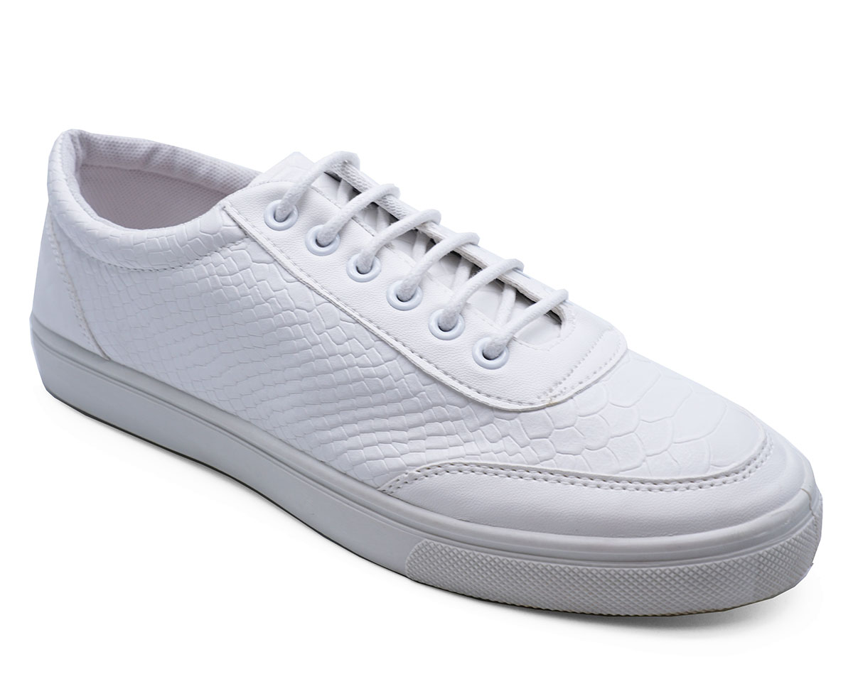 484380956943 ... canvas lace up plimsolls Size Source · MENS WHITE LACE UP CASUAL  RUNNING WALKING TRAINERS SKATE SHOES PUMPS