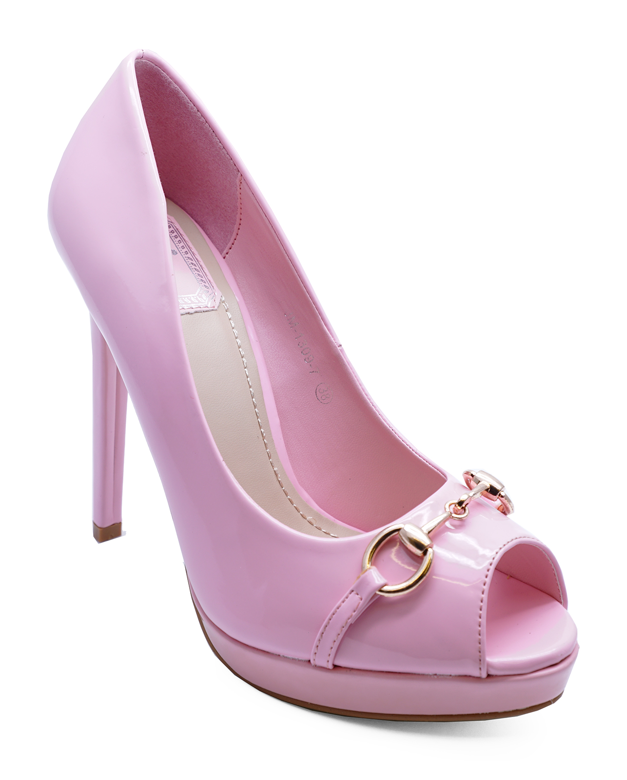Details about WOMENS PINK OPEN-TOE HIGH-HEEL EXOTIC PLATFORM STILETTO SANDALS  SHOES UK 2-7 5371f0b2e