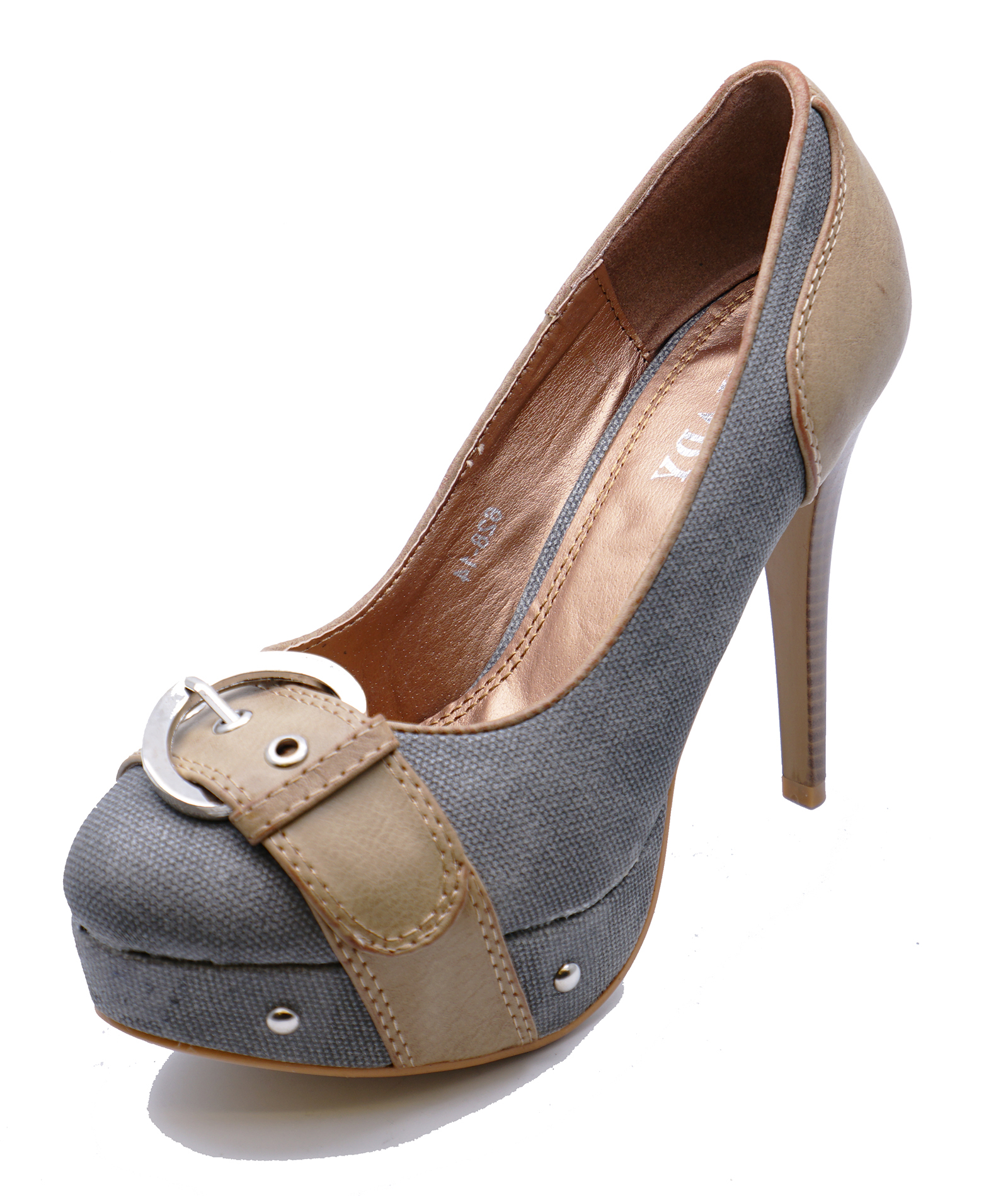 PLATFORM HIGH HEEL BLACK CHELSEA ANKLE SUEDE EFFECT SLIP-ON BOOT SHOES SIZES 3-8