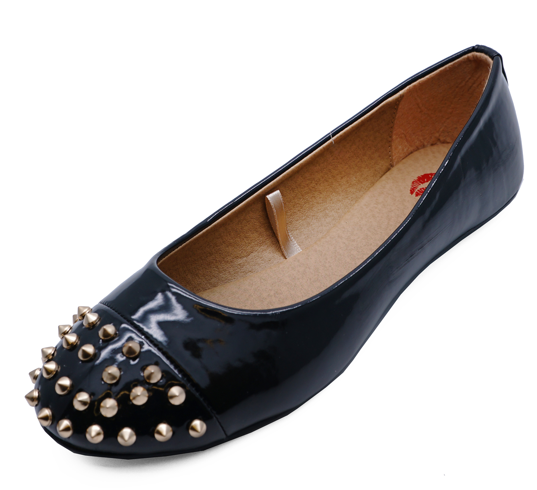 black patent dolly shoes ladies